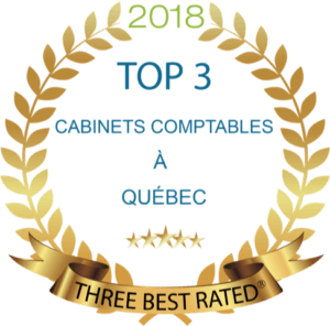 Gagnant top 3 cabinets comptables 2018